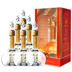 45°西凤酒华山论剑十年500ml(6瓶装)