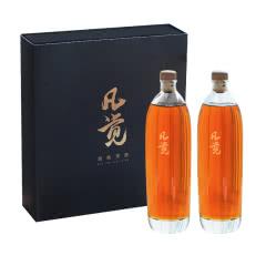 【买赠青瓷鱼杯*2】绍兴黄酒新式现代精酿黄酒女士低度清饮小酒500mlx2瓶装精美礼盒包邮