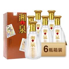52°酒鬼酒五福湘泉500ml*6 酒鬼馥郁香型白酒