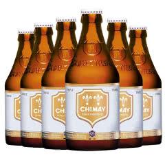 比利时进口智美白帽修道院精酿啤酒330ml(6瓶装)