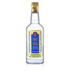 【北京特产】37°北京仁和菊花白酒 非遗庆典500ml
