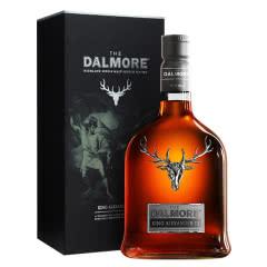 40°帝摩亚历山大三世纪念款苏格兰单一麦芽威士忌700ml
