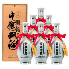 46°双沟大曲青瓷浓香型白酒480ml(6瓶装)
