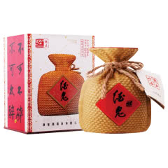 52°酒鬼酒精品送礼礼盒装白酒500ml