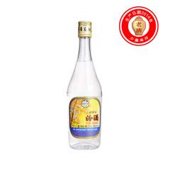(2014年左右 限量供应)53°山西汾酒杏花村酒出口汾酒500ml