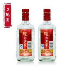 【老酒特卖】2012年52°泸州老窖二曲500ml*2