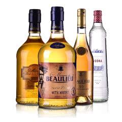 【下单减50】法圣古堡洋酒调鸡尾酒系列(威士忌、朗姆酒、白兰地、伏特加)