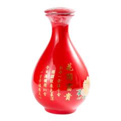 青岛特产流亭机场白酒飞机场原浆酒纯粮固态酿造52度清香型原酒大红坛子装500ml木质礼盒