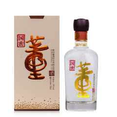 董酒2016版国密54度500ml董香型高度贵州白酒纯粮固态