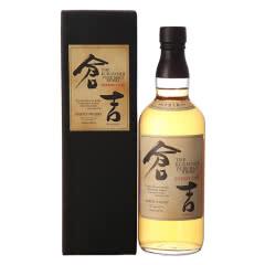 43°日本进口仓吉纯麦威士忌(雪莉桶酿造)700ml