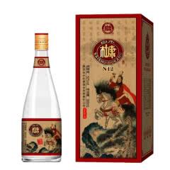 52°白水杜康n12酒浓香型 500ml