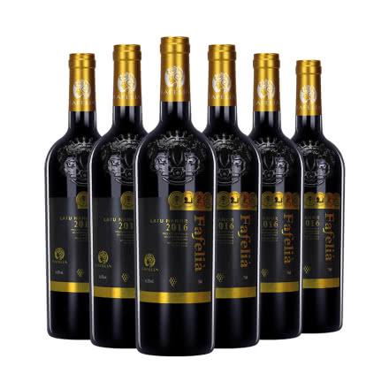 法菲妮·侯爵干红葡萄酒750ml*6瓶