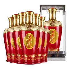 52度 西凤酒 陈酒奢藏 婚宴喜酒 浓香型白酒 白酒整箱(500mlx6)