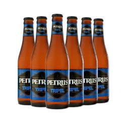 帕图思比利时三料啤酒330ml(6瓶装)