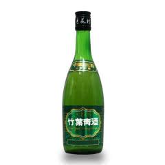 【老酒特卖】45°竹叶青酒 汾酒 500ml(1999年)收藏老酒