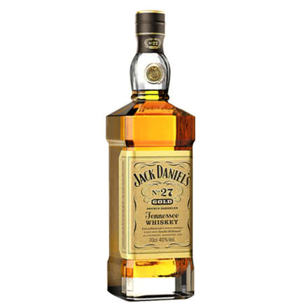 40°杰克丹尼金标美国调配型威士忌700ml