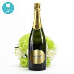 【蕰妮】法国原装原瓶进口红酒美多起泡酒干白葡萄酒聚会酒水(单瓶)