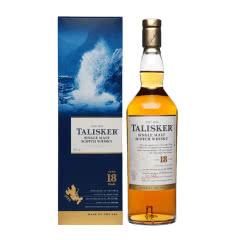 45.8°泰斯卡18年苏格兰单一麦芽威士忌700ml