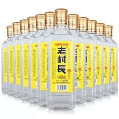 42度东北名酒老村长香满堂白酒450ml*12瓶 整箱装 粮食酒  大众口碑好粮酒