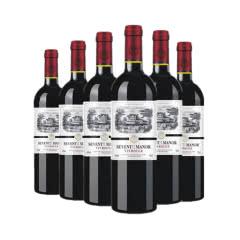 七世庄园拉法耶干红葡萄酒750ml*6
