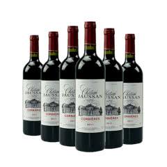法国捷森干红葡萄酒750ml*6