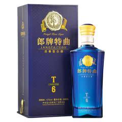 42°郎酒郎牌特曲T6浓香型白酒500ml