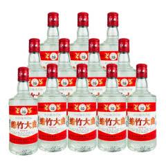 融汇陈年老酒 52°剑南春酒厂绵竹大曲500ml(12瓶装)2011年