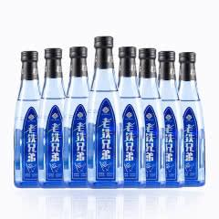 42°老铁兄弟纯粮酿造 东北原浆高粱白酒 浓香型名酒整箱250ml(8瓶装)