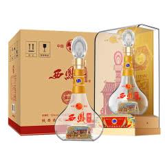 52°西凤御窖 酿品级 浓香型白酒整箱500ml(6瓶装)