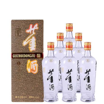 54°董酒 老贵董酒 500ml*6  整箱装