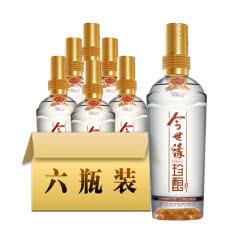 今世缘金珍酿白酒480ml(6瓶)