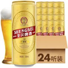 圣贝啤酒精酿330mL(24听装)