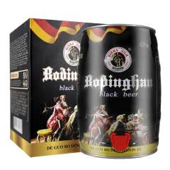 德国工艺啤酒 5L桶装黑啤   畅饮桶5000ml