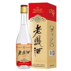 52度 老凤酒 1988红标高脖浓香型 纯粮食白酒 500ml