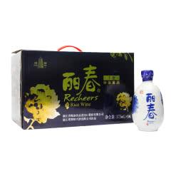 【品牌直营】塔牌绍兴黄酒干型丽春酒375ml*6瓶整箱手工冬酿特型黄酒自饮老酒