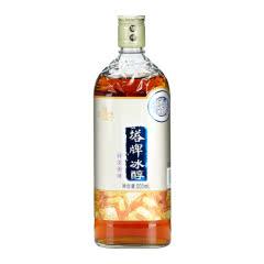 【品牌直营】塔牌绍兴黄酒冰醇500ml单瓶装半干型黄酒花雕酒冰藏特型黄酒1斤装