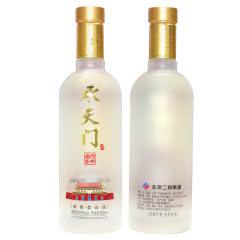 北京华都出品 承天门内部品鉴酒 酱香型白酒 43度磨砂瓶 500ML*2瓶