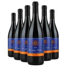 智利进口红酒探险者混合进口整箱干红葡萄酒750ml*6