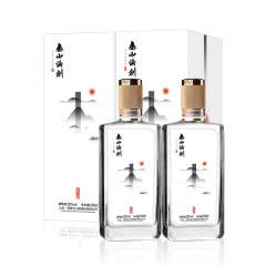 52度 泰山论剑 初阳 固态纯粮 浓香型白酒 500ml*2双瓶装