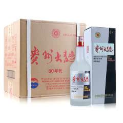 53°茅台贵州大曲80年代 500ml(6瓶装)