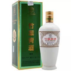融汇陈年老酒 45°牧童盒装瓷瓶竹叶青酒500ml单瓶装(2012年)
