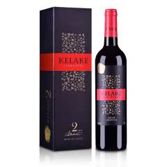 智利克拉克佳美娜干红葡萄酒750ml