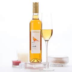 慕拉(MOULA)玫瑰酿葡萄酒 冰酒单支装 雷司令甜白葡萄酒红酒 冰葡萄酒500ml