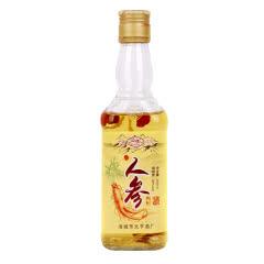 42°人参酒枸杞白酒250ml