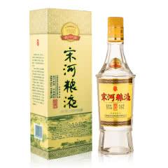 河南白酒 宋河粮液50度1988酒475ml浓香型白酒 1瓶