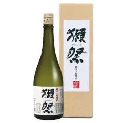 16°獭祭纯米大吟酿45清酒720ml