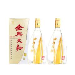 52°全兴音乐大曲浓香型白酒500ml(2瓶装)