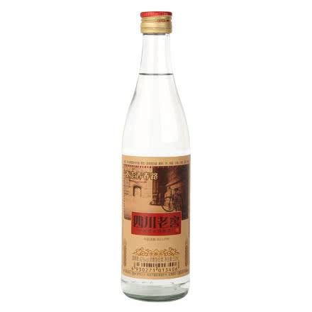 【买一送一】42°四川老窖农怀旧版浓香型白酒500ml