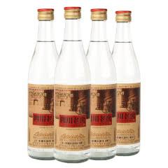 42°四川老窖酒-怀旧版 浓香型白酒500ml(4瓶装)