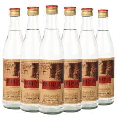 42°四川老窖农怀旧版浓香型白酒500ml(6瓶装)